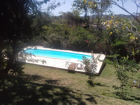 Pousada Vila Pitanga: vista da piscina