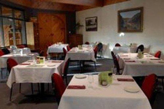 Barossa Motor Lodge: Dining