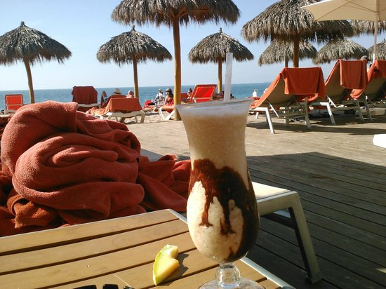 Now Amber Puerto Vallarta: drink