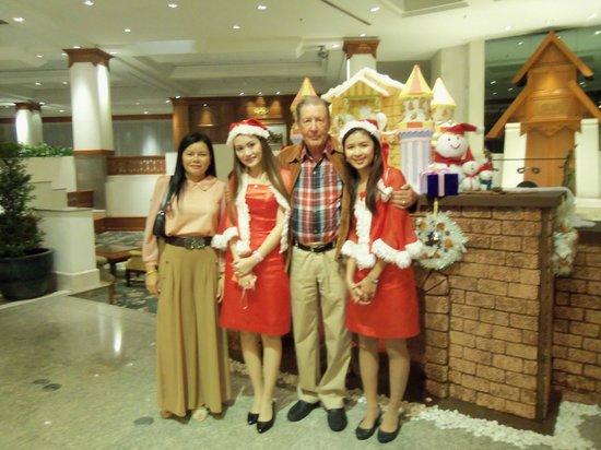 Dusit Island Resort Chiang Rai: A little bit of Christmas