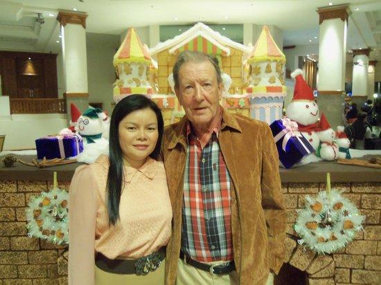 Dusit Island Resort Chiang Rai: Not many visitors