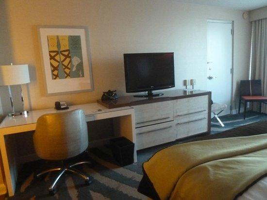 Revere Hotel Boston Common : Habitacion 1