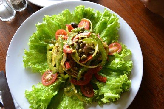 Tutmak: Mexican Chicken Salad