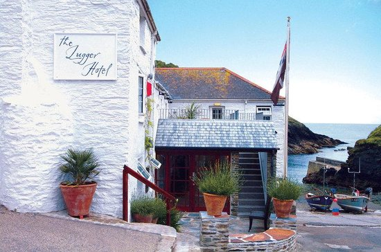 The Lugger Hotel: Exterior