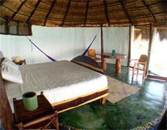 Cabanas Copal: Guest room