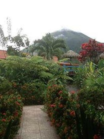 HOTEL LA PRADERA: View from our front door