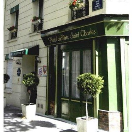 Photo of Hotel du Parc Saint Charles Paris