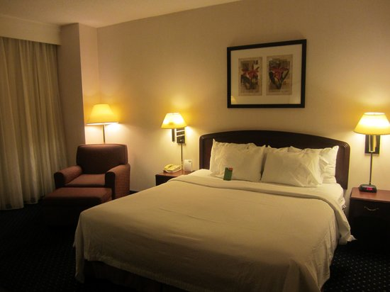 Courtyard by Marriott Toronto Downtown : Room 1408, Executive King