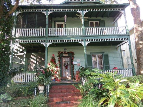 Alexander Homestead: Our Christmas getaway