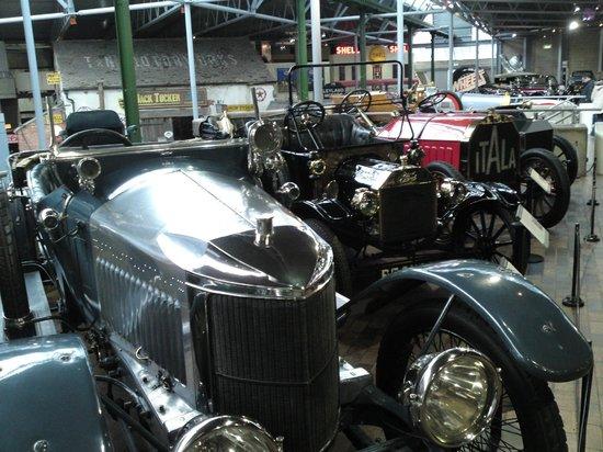 Beaulieu National Motor Museum: Interior