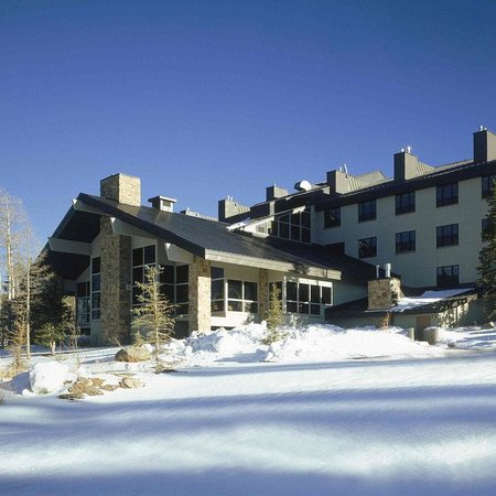 Cedar Breaks Lodge : Exterior