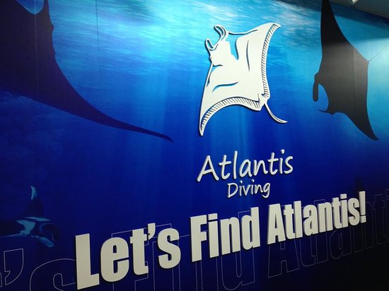 Atlantis Diving