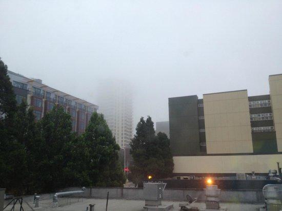 City Hostel Seattle: Vista desde mi habitación