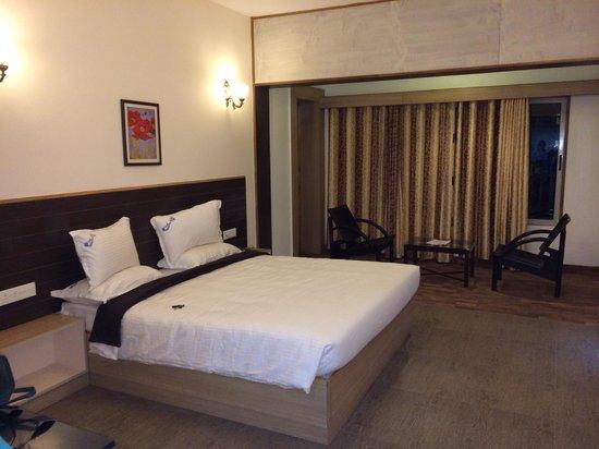 Hotel Sapphire Grand: Room