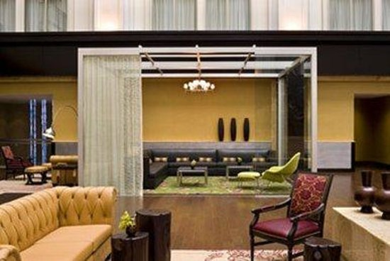 The Nines, a Luxury Collection Hotel, Portland : Lobby Lounge