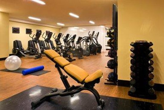 The Nines, a Luxury Collection Hotel, Portland : Fitness Center
