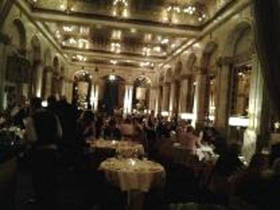 Savini: ristorante foto panoramica
