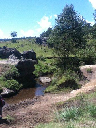 Valle de Piedras Encimadas