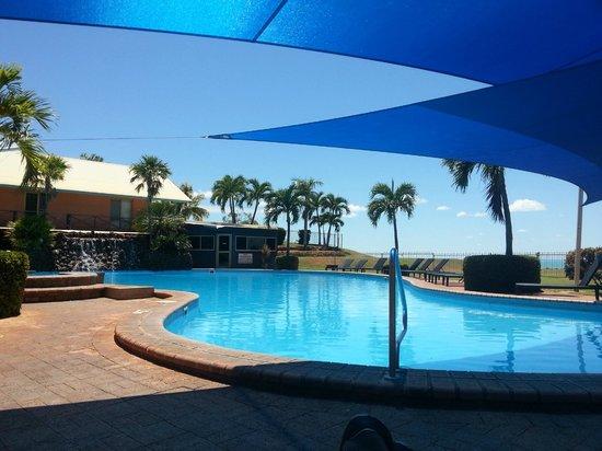 Moonlight Bay Suites : The pool - very impressed