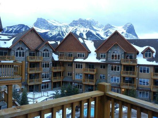 ستونريدج ماونتن ريزورت: view from our room