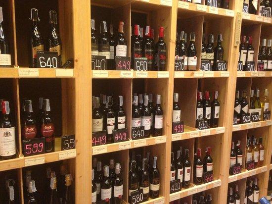 Wine Connection Deli & Bistro: Drink-Drank-Drunk