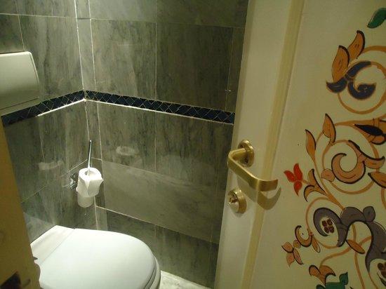 Menzeh Zalagh Hotel: detalhe da porta