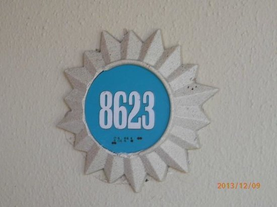 Disney's Coronado Springs Resort: Room 8623