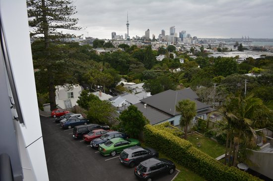 Quality Hotel Parnell: Free carpark