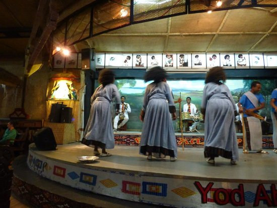 Yod Abyssinia Traditional Food: show