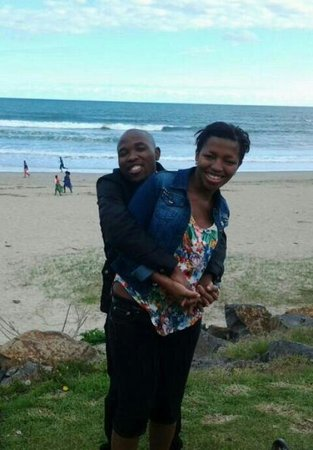 Me and my wife we love Buffalo bay in Knysna