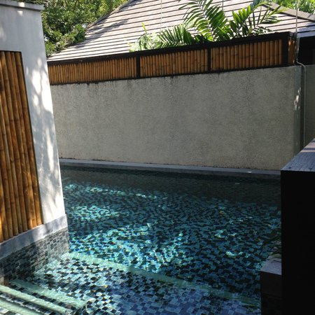 Sareeraya Villas & Suites: Plunge Pool