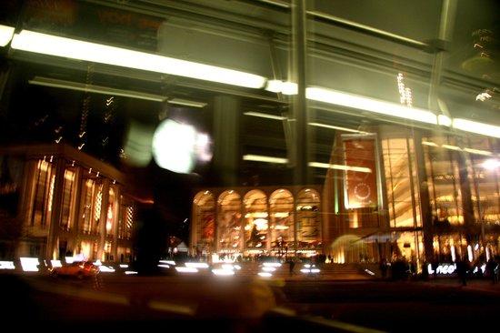 Upper West Side : lincoln center