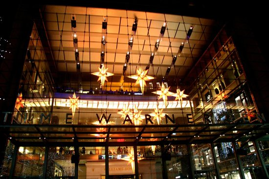 Upper West Side : the mall
