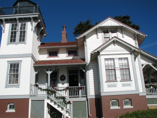 Point San Luis Lighthouse : Port San Luis Lighthouse
