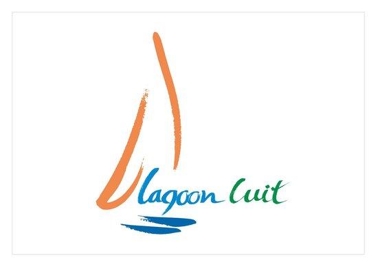 Lagoon Cuit: very own logo design..