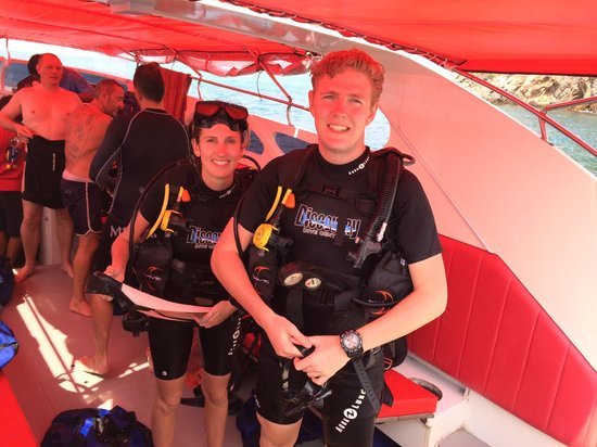 Discovery Dive Centre: Diving