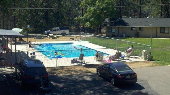Salt Creek Resort & RV: View of our Pristine Pool
