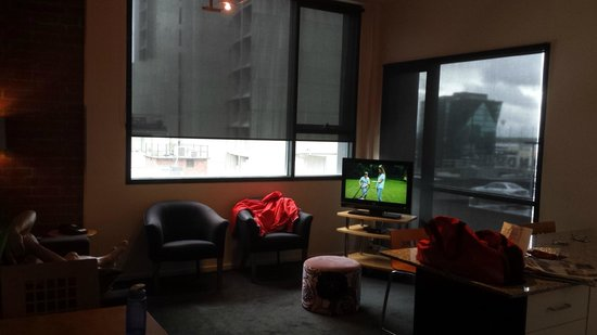 Punthill Manhattan: Living Room