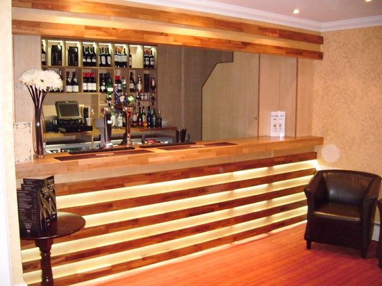 Burlington Palm Hotel: Function Bar
