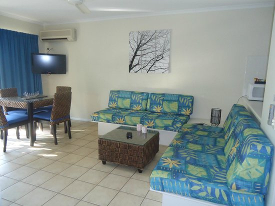 Best Western Mango House Resort: lounge and dining room
