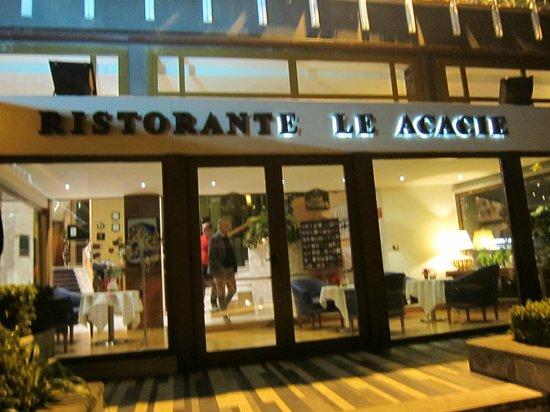 Hotel San Germano: ベスト ウエスタン ホテル サン ジェルマーノ・・・玄関入り口