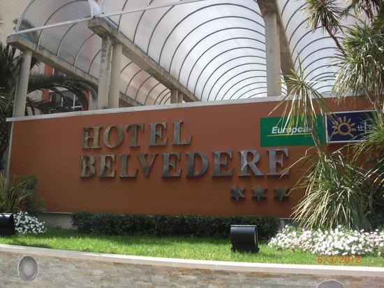 Ohtels Belvedere: отель