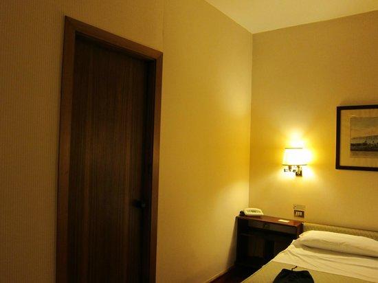 Hotel San Germano: ベスト ウエスタン ホテル サン ジェルマーノ・・・部屋