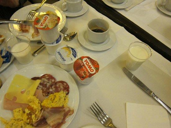 Hotel San Germano: ベスト ウエスタン ホテル サン ジェルマーノ・・・朝食