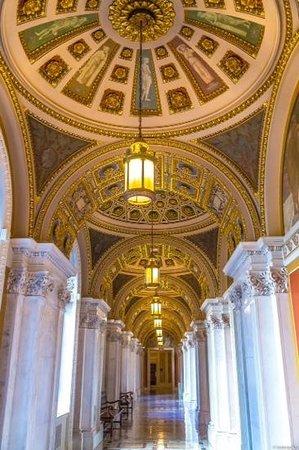 Bibliothèque du Congrès : realy nice place to visit!