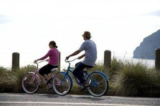 Inn At Cape Kiwanda: Bike