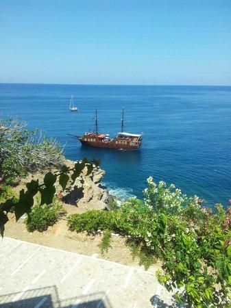 Bali Blue Bay: это вид из номера