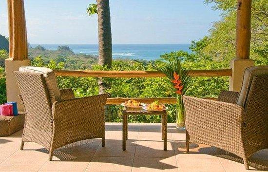 Casa Chameleon Hotel Mal Pais: View Villa