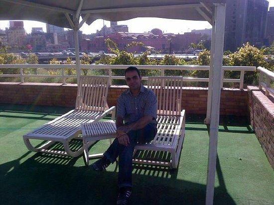 Ramses Hilton : Pool area