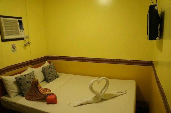 Sea Coral Lodge : standard room